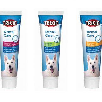 Pasta do zębów 100g trixie dla psów