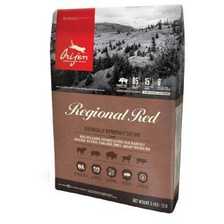 Orijen Regional Red Cat skład