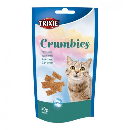 Trixie Crumbies ze słodem na kłaki