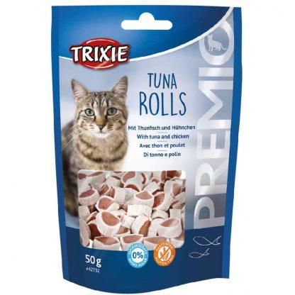 Trixie Tuna Rolls przysmak sushi dla kota 50 g