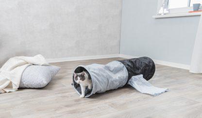 szeleszczący Tunel dla kota