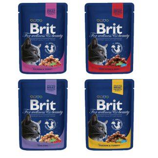 Brit Premium Cat Adult 100 g