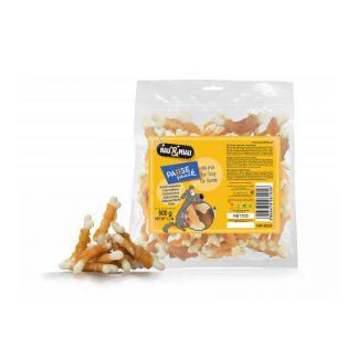 hau miau kostki wapienne z kurczakiem 500 g