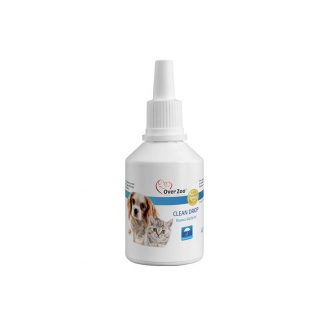 clean drop usuwanie śladów łez u psa