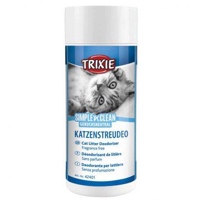 deodorant do kuwety odór kota