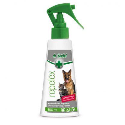 odstraszacz psa i kota w sprayu bardzo skuteczny