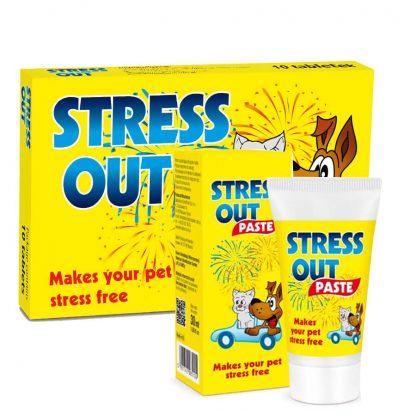 stress out środek uspokajający