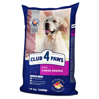 Club 4 Paws Adult Large Breeds 14 kg