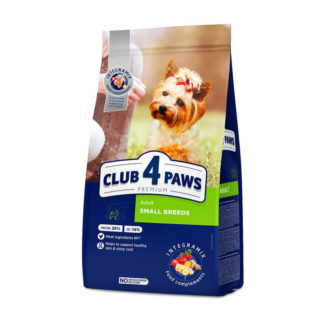 Club 4 Paws Adult Small Breeds