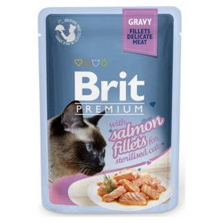 brit fillet dla sterylizowanych 85 g