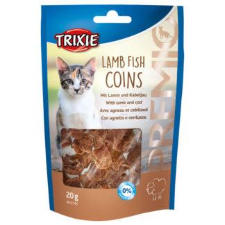 Fish Lamb Coins Trixie