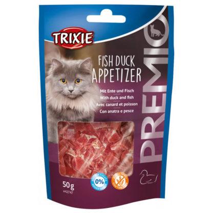Trixie Fish Duck Appetizer 50 g