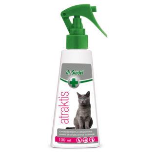 atraktis dla kota seidel z kocimiętką