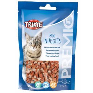 trixie mini nuggets z kocimiętką