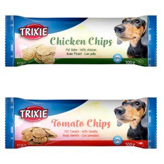 Chipsy dla psa