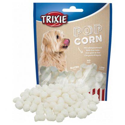 Popcorn dla psa z wątróbki
