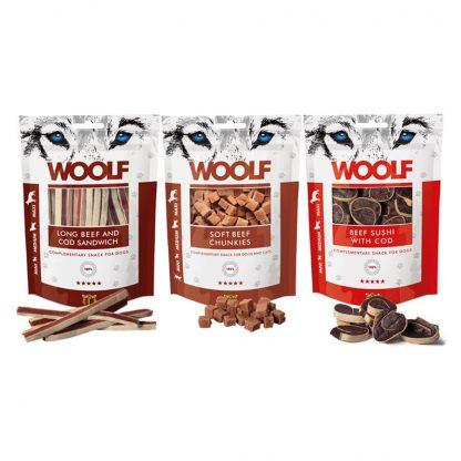 Woolf z wołowiną