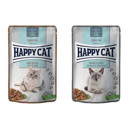 Happy Cat sensitive