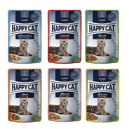 happy cat 85 g mix
