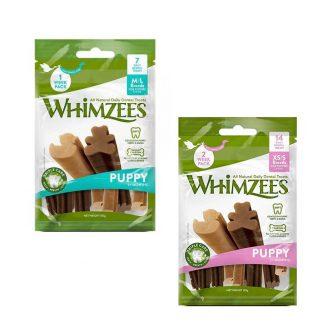 Whimzees dla szczeniaków