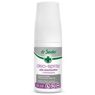 dr Seidel spray deo na smród z pyska psa