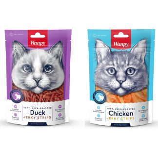 Wanpy Przysmaki dla kotów