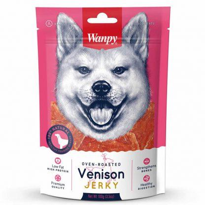 Wanpy Venison Jerky 100 g